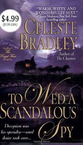To Wed a Scandalous Spy Royal Four 1