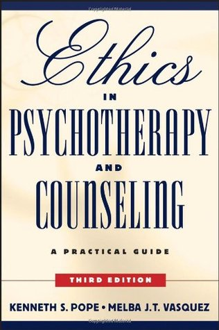 ethical dilemmas in mental health counseling 1 legal/ethical issues involving mental health counselors in tennessee forward 1 sources of authority and resolving conflict a distributed justice and power.