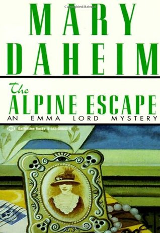 The Alpine Escape (Emma Lord Mystery, #5)