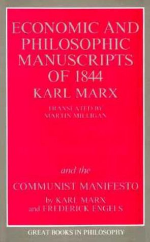 Economic & Philosophic Manuscripts of 1844/The Communist Manifesto