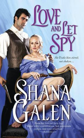 Love and Let Spy (Lord and Lady Spy, #3)