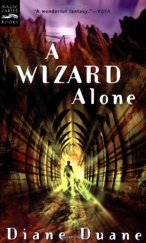 A Wizard Alone by Diane Duane