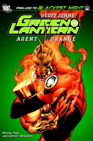 Green Lantern, Vol. 8 by Geoff Johns