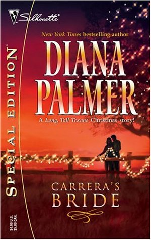 Carrera's Bride by Diana Palmer