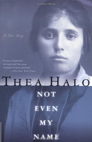 Not Even My Name by Thea Halo