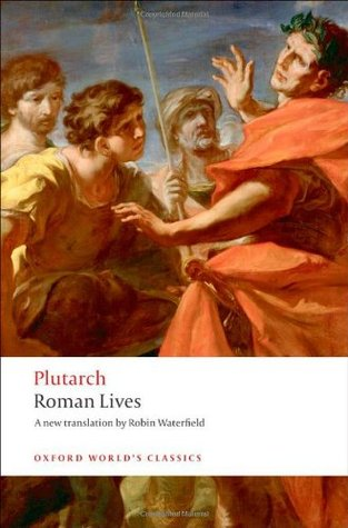Roman Lives by Plutarch