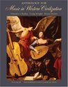 Anthology for Music in Western Civilization: Volume B: The Baroque and Classical Eras