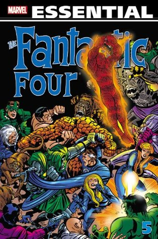 Essential Fantastic Four, Vol. 5 by Stan Lee