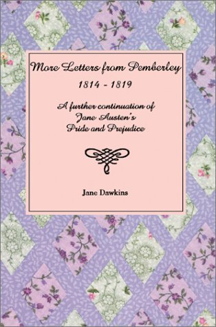 More Letters from Pemberley by Jane Dawkins