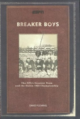 Breaker Boys by David Fleming