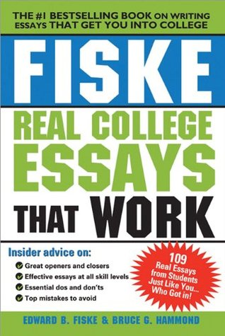 colleges fiske guide