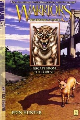 Escape from the Forest by Erin Hunter