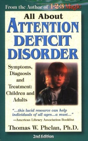 All About Attention Deficit Disorder by Thomas W. Phelan