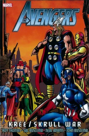 Avengers by Roy Thomas