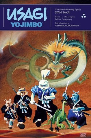Usagi Yojimbo, Vol. 4 by Stan Sakai