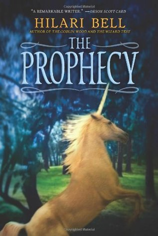 The Prophecy by Hilari Bell