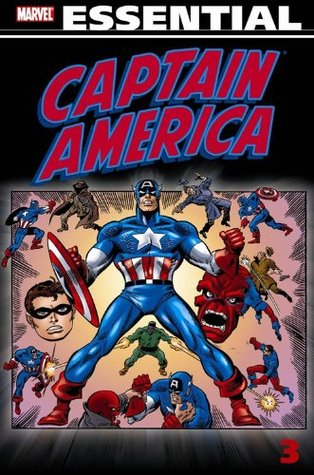 Essential Captain America, Vol. 3 by Stan Lee