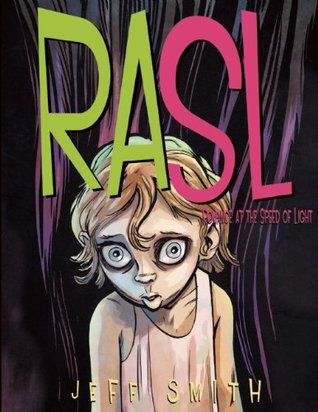 RASL, Vol. 3 by Jeff Smith