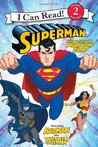 Superman (I Can Read): Escape from the Phantom Zone