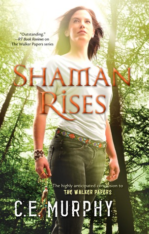 Shaman Rises (Walker Papers, #9)