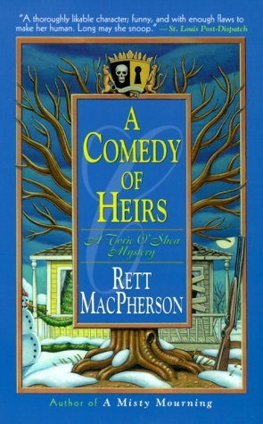 A Comedy of Heirs (Torie O'Shea, #3)