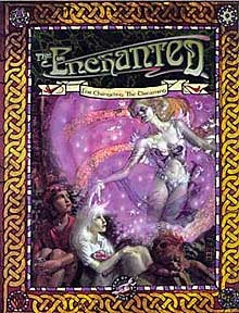 The Enchanted by Steve Kenson