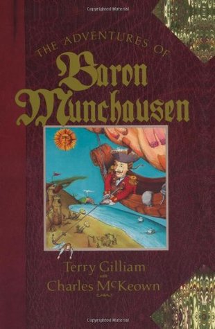 The Adventures of Baron Munchausen by Terry Gilliam