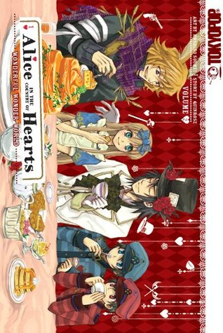 Alice in the Country of Hearts, Vol. 02 (Alice in the Country of Hearts, #2)