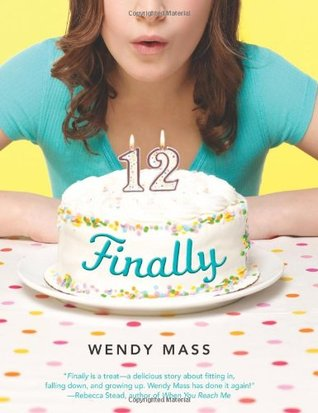 Finally by Wendy Mass