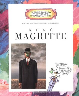 Rene Magritte by Mike Venezia