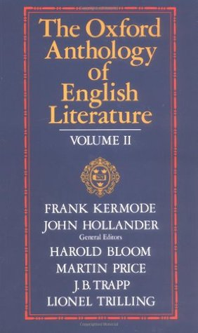 The Oxford Anthology of English Literature: 1800 to the Present