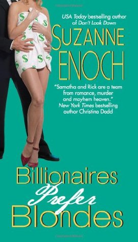 Billionaires Prefer Blondes by Suzanne Enoch