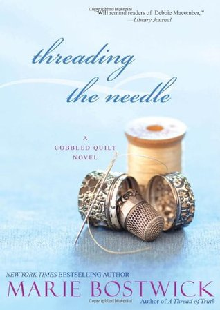 Threading the Needle (Cobbled Quilt #4)