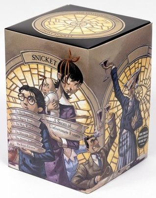 The Loathsome Library by Lemony Snicket