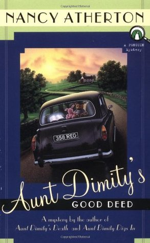 Aunt Dimity's Good Deed by Nancy Atherton