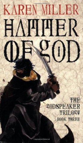Hammer of God by Karen Miller