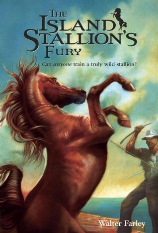 The Island Stallion's Fury by Walter Farley