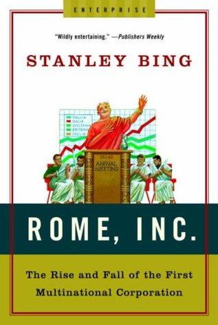 Rome, Inc. by Stanley Bing