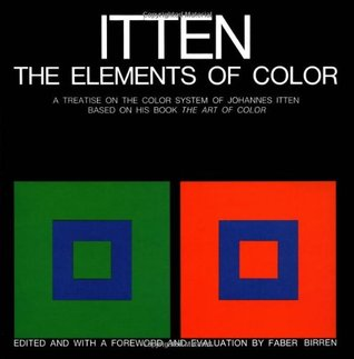 The Elements of Color by Johannes Itten