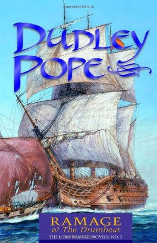 Ramage & the Drumbeat by Dudley Pope