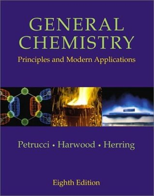 General Chemistry by Ralph H. Petrucci