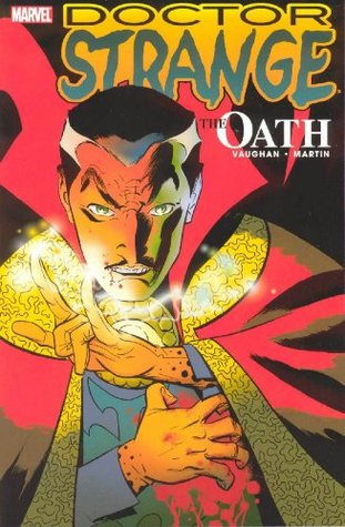 Doctor Strange by Brian K. Vaughan
