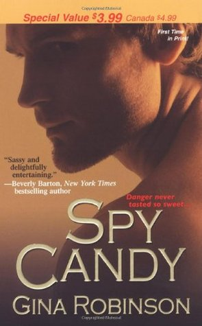 Spy Candy by Gina Robinson