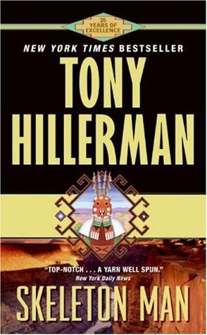 Skeleton Man (Navajo Mysteries, #17)