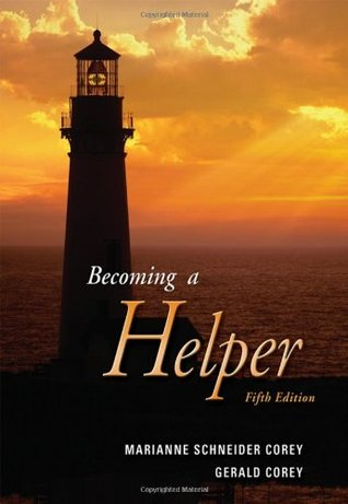 Becoming a Helper by Marianne Schneider Corey