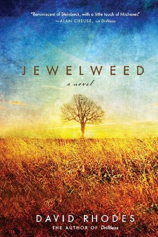 Free download Jewelweed: A Novel by David Rhodes MOBI