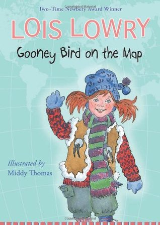 Gooney Bird on the Map by Lois Lowry