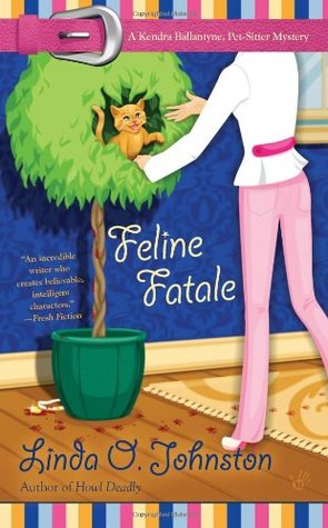 Feline Fatale by Linda O. Johnston