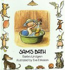Sam's Bath by Barbro Lindgren