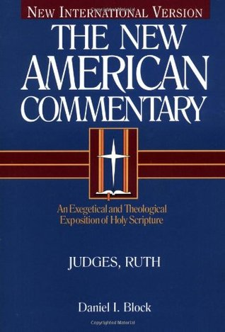 Judges, Ruth (New American Commentary)